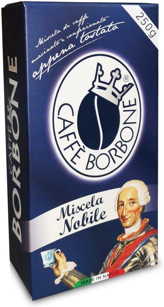 macinato-borbone-250-nobile-caffe-pluscaffe-cagliari-miscela