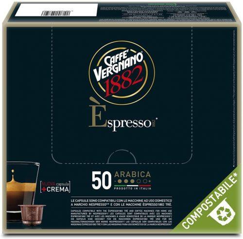 arabica-nespresso-éspresso-vergnano-50-caffe-pluscaffe-cagliari-capsule-compatibili-cialda