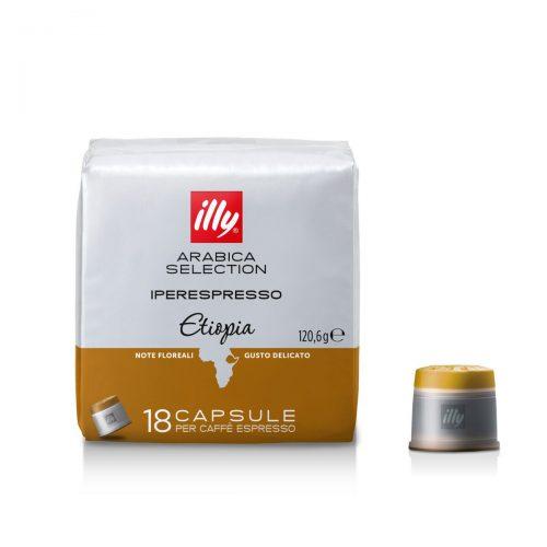 etiopia-arabica-selezione-illy-cagliari-pluscaffe-iperespresso-originali-capsula-cialda