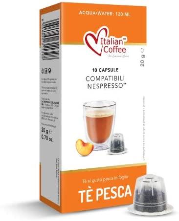 te-pesca-solubile-the-nespresso-10-italiancoffee-italian-coffee-caffe-pluscaffe-cagliari-capsule-compatibili-cialda